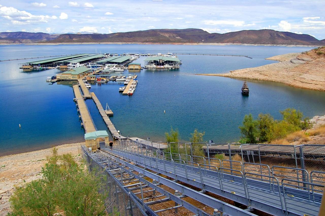 We rent fun boats utv rentals in phoenix for Lake pleasant fishing report