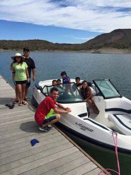 speedboat rental lake pleasant